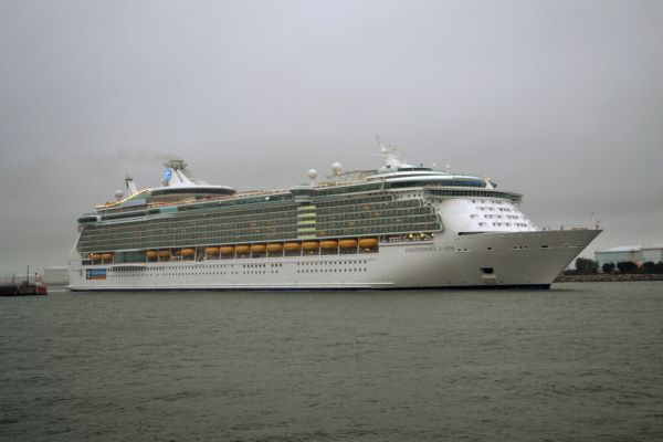 L'Anthem of the Seas, sister-ship de l'Ovation of the Seas et l'Independance of the Seas