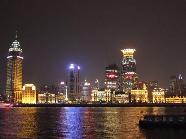 Retrouvailles à Shanghai