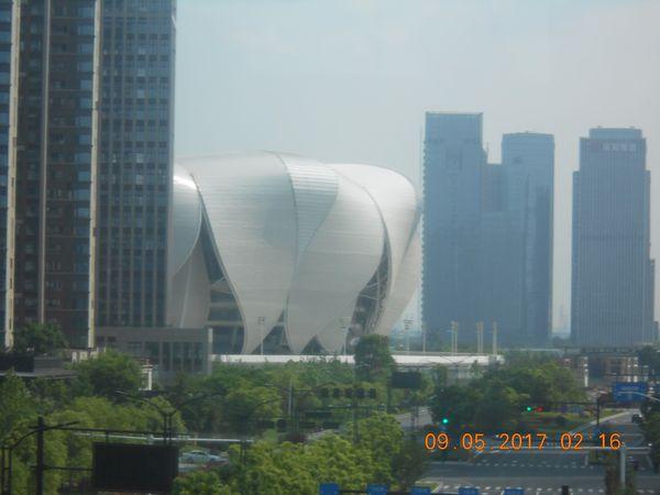 Buildings à HangZhou