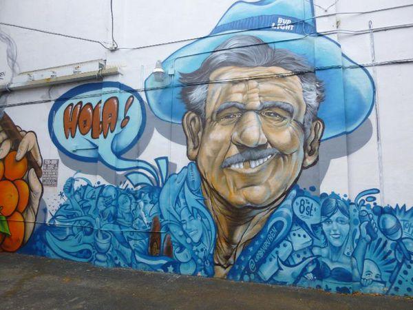 Art de rue à Little Havana