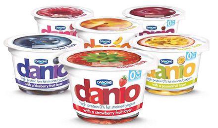 Danone Danio 0% Passion