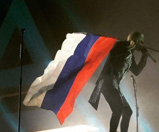 30 Seconds To Mars - Russie - mars 2015
