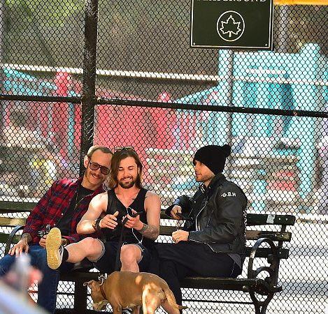 * Jared Leto et Terry Richardson NYC 14.05.2015 [Pics]