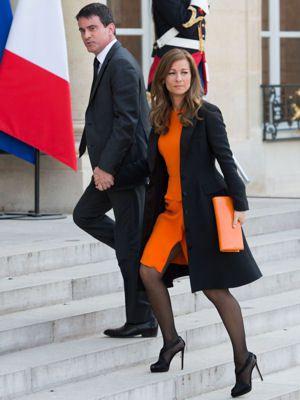 """Anne Gravoin """"l'influence de Manuel Valls"""""""