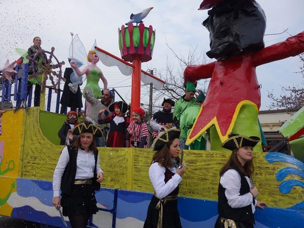 Carnaval version 2015 !