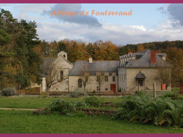 Abbaye Royale de Fontevraud. 2014