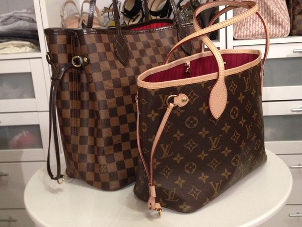 Louis Vuitton Neverfull PM & MM