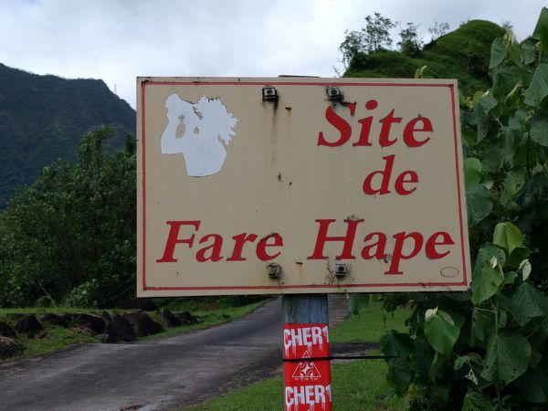 Vallée de la Papenoo, hissez haut !