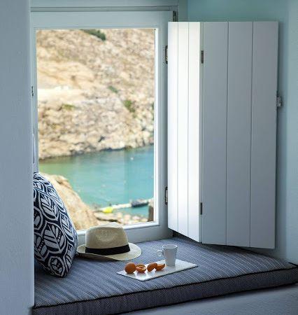Un hôtel à Mykonos