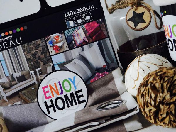 Test'Ours : On est bien chez soi par Enjoy Home
