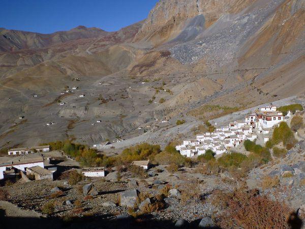 Lingshed et son monastère.