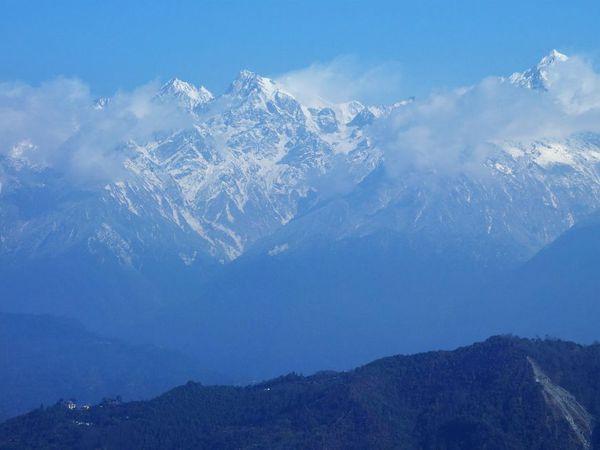 Darjeeling et l'Ouest du Sikkim