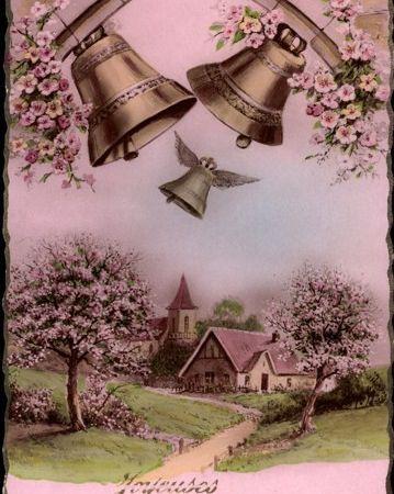 Belles Fêtes de Pâques ....