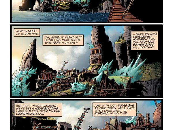 [BD] Plusieurs aperçus de Dragon: The Serpent's Heir