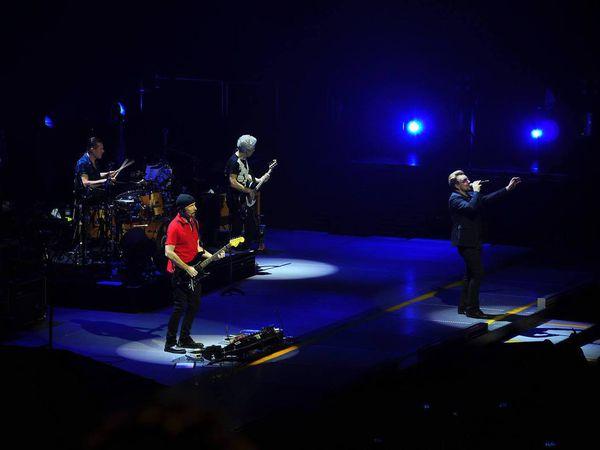 U2 Anvers-Belgique 14/10/2015