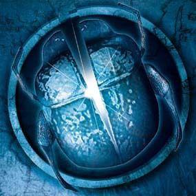 L'Alliance des Trois en route pour le royaume de Malronce Wyrd'Lon-Deis - Un rôdeur nocturne - Un Scararmée bleu (il y en a des rouges également) - Le Vaisseau-Mère des Kloropanphylles - Malronce