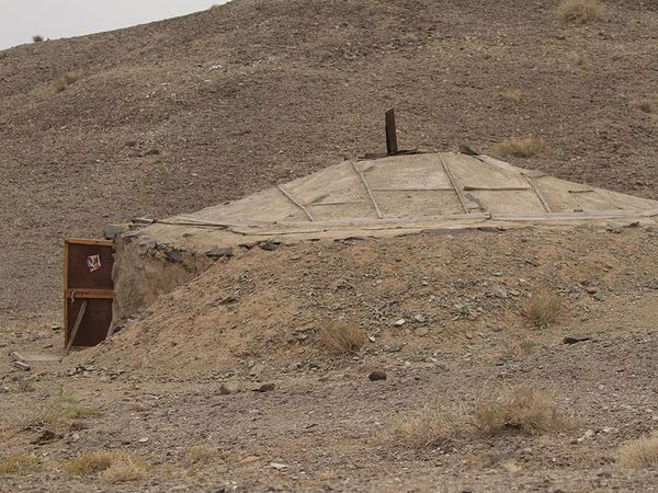 Expédition dans le désert de Gobi, épisode 14