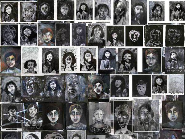 Figures, masques (I)