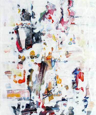 Françoise Guillemare, peintures 2007