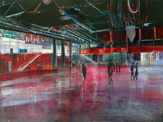 Françoise Guillemare, peintures 2006 (III)