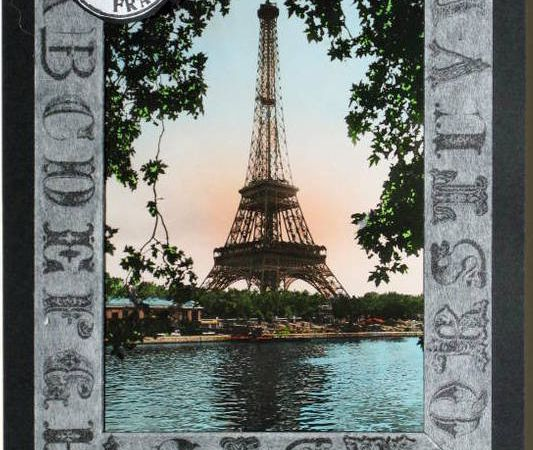CARTES PARIS