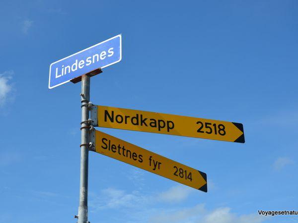Les côtes sud de la Norvège