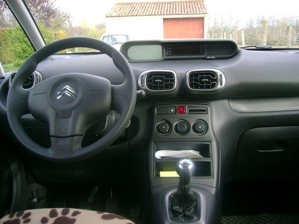 Essai Citroën C3 Picasso 1.4 VTI 95 ch Attraction