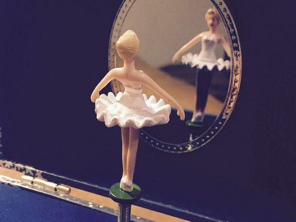 Une chambre de danseuse étoile