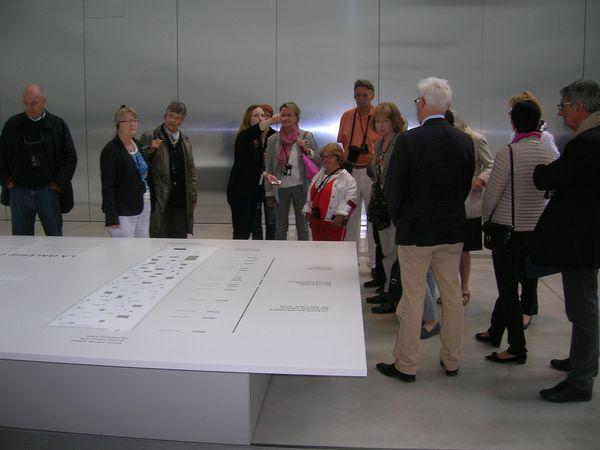 Rencontre de l'association Lille Cologne Erfurt avec des amis allemands  du comité de jumelage de Cologne