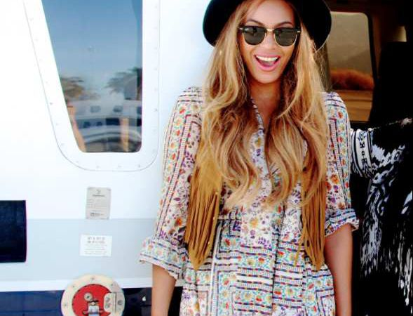 Photos : Beyonce en mode paparazzi de choc à Coachella !