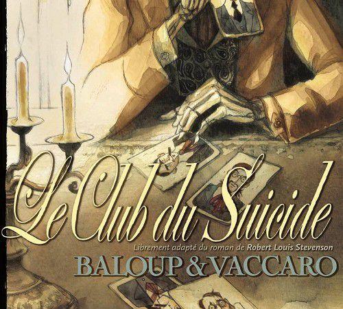 Le club du suicide ( D'aprés R.L. Stevenson )
