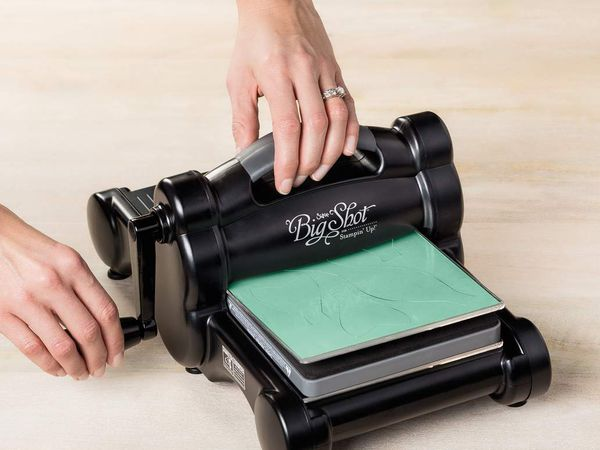 Stampin Up Big Shot