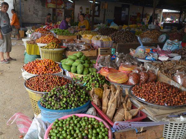 vavoirayeur: en route vers le nord- Laos
