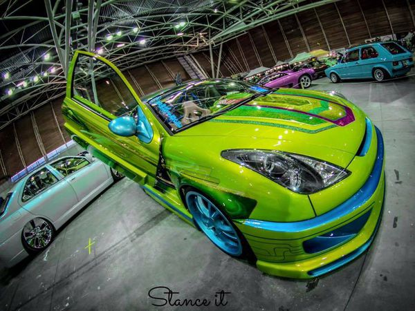 THE CORNER OF FAME, EXPO TUNING TORINO 2016