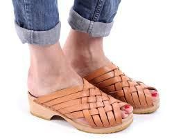 I like comfortable shoes easy to wear and  to remove....