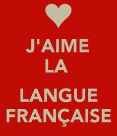 Est ce que c'est la langue française qui se perd, ou bien c'est l'anglais qui nous séduit?