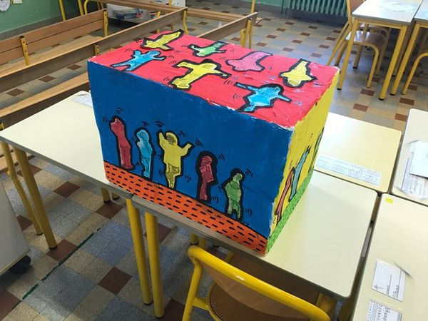 FAPE 2017 : l'art en mouvement (Keith Haring)