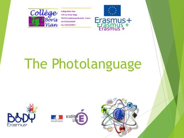 PH8 Workshop Photolanguage