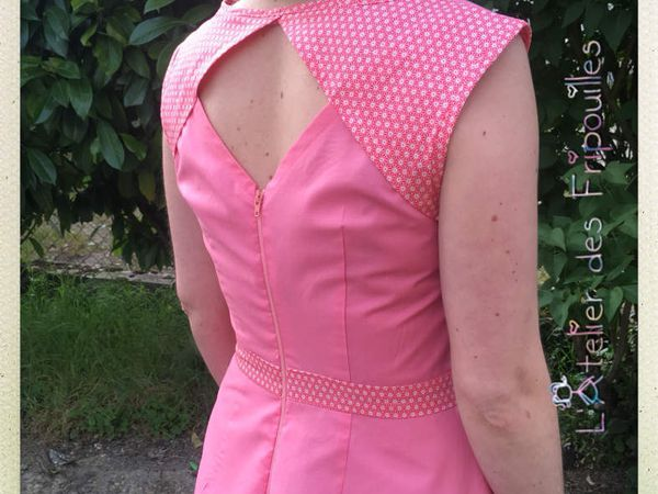 J-1, ma robe de témoin est prête !