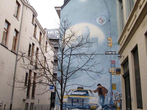 Carnet de voyage : Bruxelles