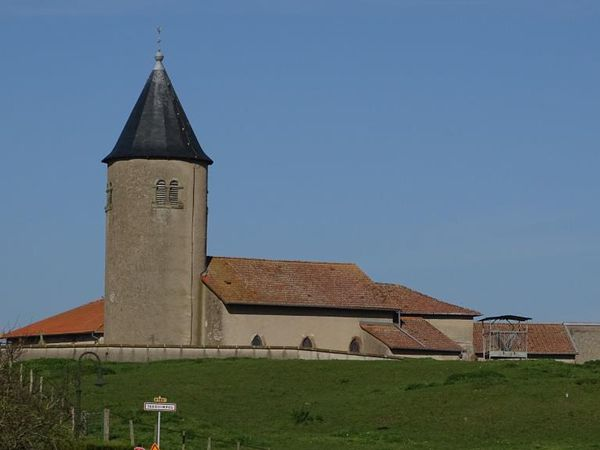 L'Église Saint-Etienne de Tarquimpol