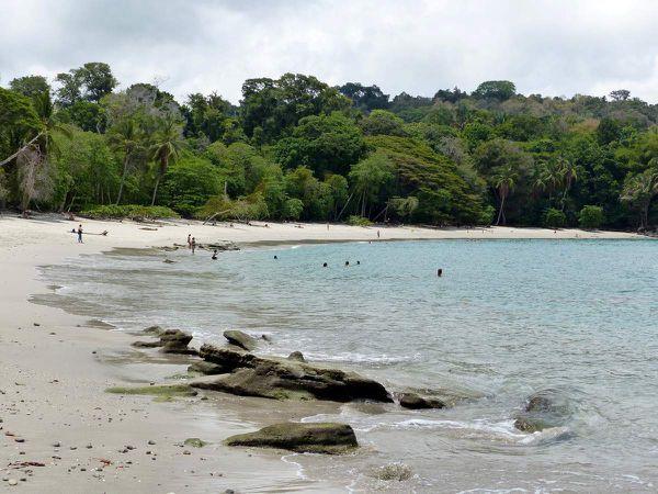 Les plages du parc Manuel Antonio sont pour beaucoup dans le succès de ce parc