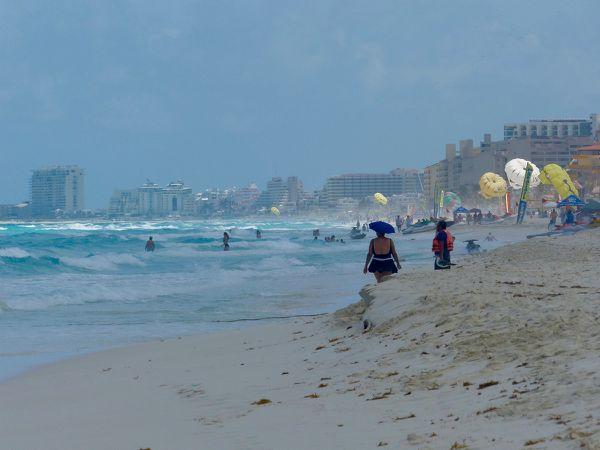 La Zona Hotelera : ses plages et ses hôtels