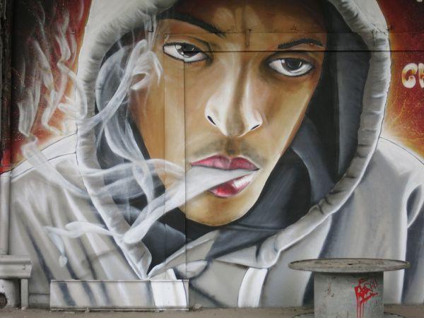 L'Aérosol : le nouveau spot du 18è qui met à l'honneur le street art