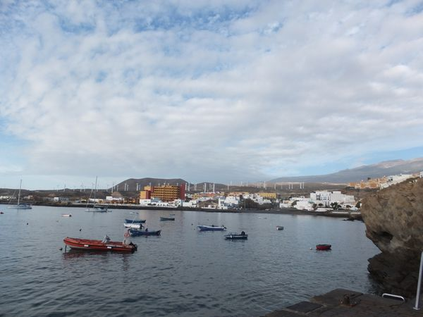 Les Canaries- De GRAN CANARIA à l'île de TENERIFE- 29 octobre au 1er Novembre 2016