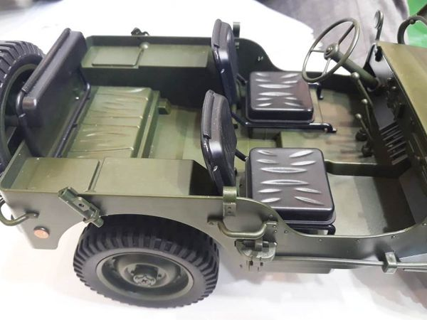 "Jeep RC ""DDay Normandy 44"""