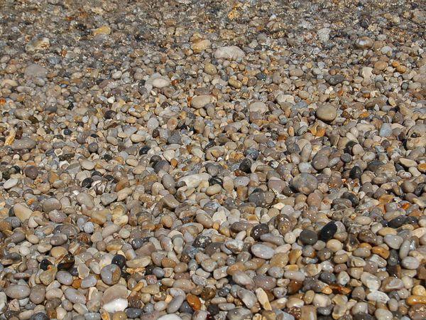 Les pierres de la vie