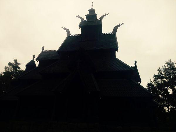 Norvège: Musée du folklorisme.