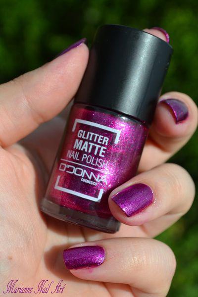 Glitter Matte n° 37 - D'DONNA