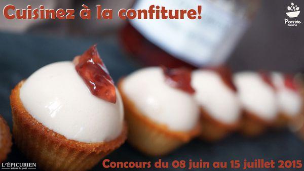 {Cuisinez à la confiture!} Récapitulatif des participations et recettes pré-sélectionnées